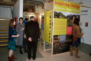 Bristol's Green Roots exhibition